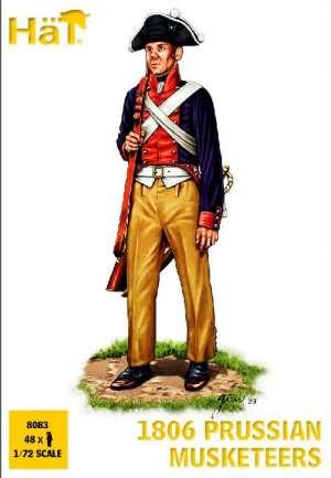 Infanteria de Linea Prusiana : Mosqueter  (Vista 1)