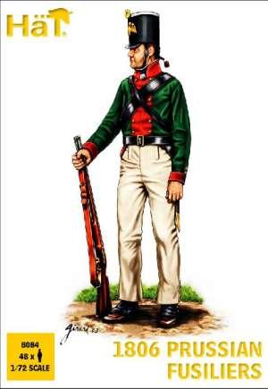 Infanteria Linea Prusiana : Fusileros. 1  (Vista 1)