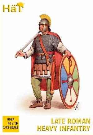 Legiones Romanas tardias Siglo IV dC  (Vista 1)