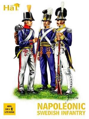Infanteria de Linea Sueca. 1810 (Set Dob  (Vista 1)
