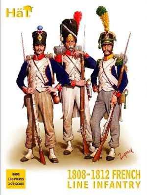 Infanteria de Linea Francesa 1812  (Vista 1)