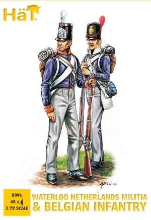 Infanteria de Linea Belga y Holandesa :  (Vista 1)