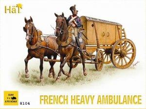 Ambulancia Francesa Napoleónica  (Vista 1)