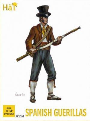 Napoleonic  Spanish Guerillas  (Vista 1)