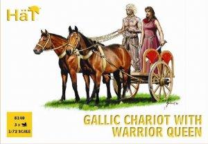 Celtic Chariot with warrior Queen  (Vista 1)