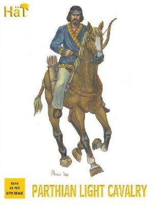 Parthian Light Cavalry  (Vista 1)