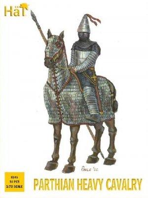 Parthian Heavy Cavalry  (Vista 1)