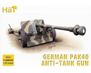 Cañon Aleman Pak40 75mm ATG  (Vista 1)