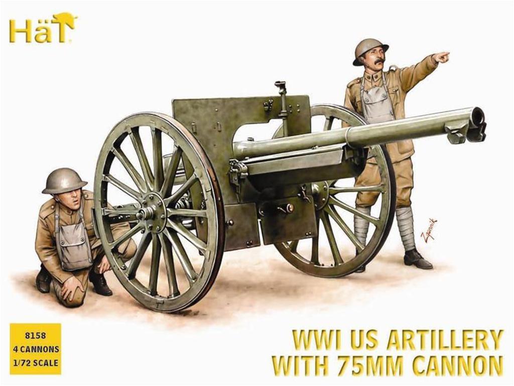 Artilleria Americana  (Vista 1)