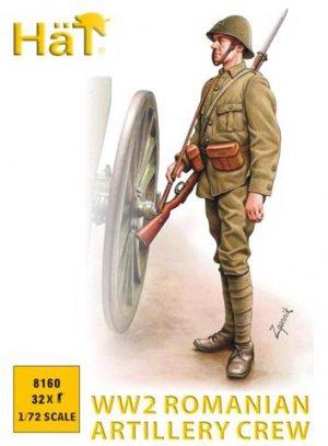 WW2 Romanian Artillery Crew  (Vista 1)