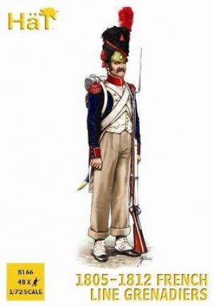 Soldado Fusilero Frances 1805-1812  (Vista 1)