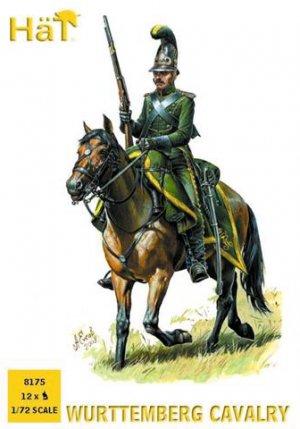 Wurttemberg Cavalry  (Vista 1)