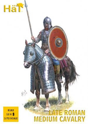 Late Roman Medium Cavalry  (Vista 1)