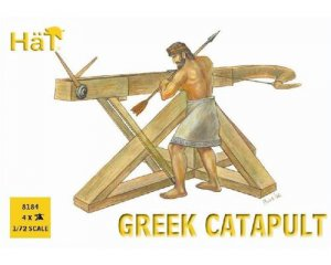 Catapultas Griegas  (Vista 1)