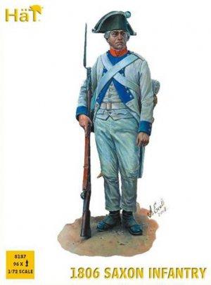 Saxon Infantry  (Vista 1)