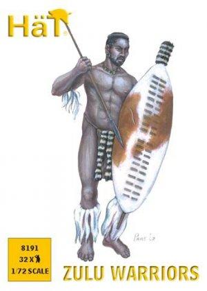 Zulu Warriors  (Vista 1)