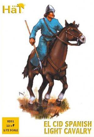 El Cid Spanish Light Cavalry  (Vista 1)