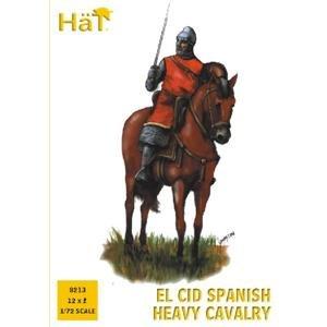 El Cid Caballería Pesada Española   (Vista 1)