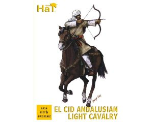 Andalusian Light Cavalry  (Vista 1)