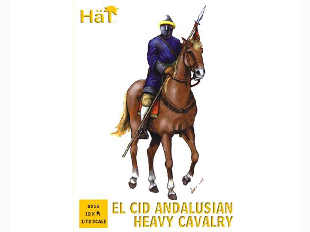 Andalusian Heavy Cavalry  (Vista 1)
