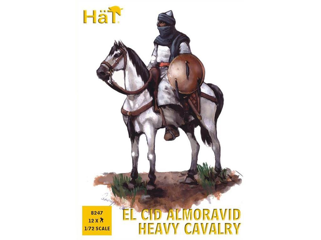 Almoravid Heavy Cavalry  (Vista 1)