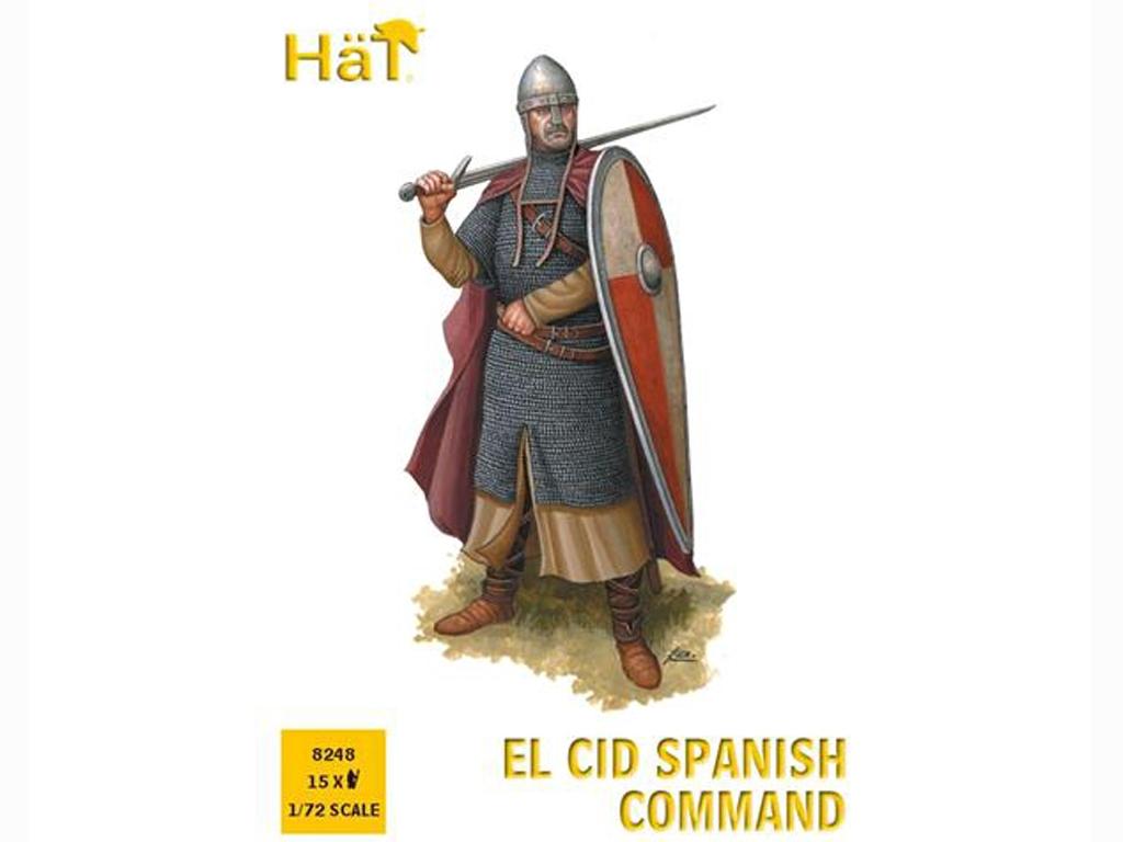 El Cid Spanish Command  (Vista 1)