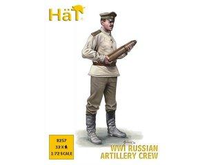 WWI Russian Artillery Crew   (Vista 1)