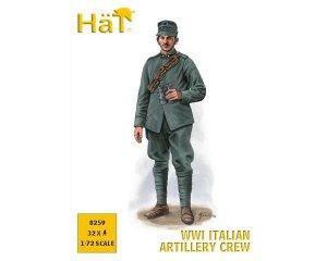 WWI Italian Artillery Crew   (Vista 1)