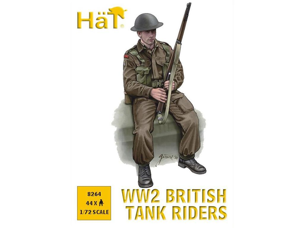 British Tank Riders  (Vista 1)