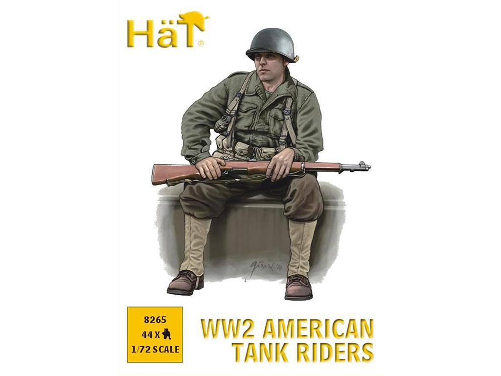 US Tank Riders  (Vista 1)