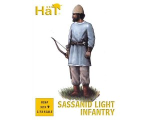 Sassanid Light Infantry  (Vista 1)
