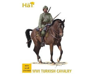 Caballeria Turca WWI  (Vista 1)