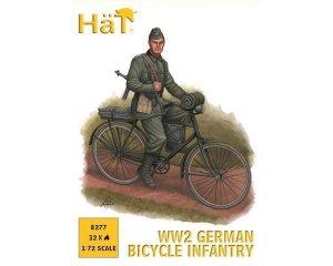 Alemanes en bicicleta WWII  (Vista 1)
