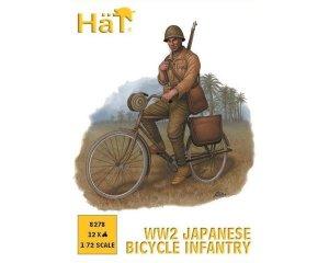Japoneses en bicicleta WWII  (Vista 1)