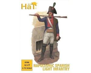 Napoleonic Spanish Light Infantry  (Vista 1)