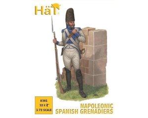 Napoleonic Spanish Grenadiers  (Vista 1)