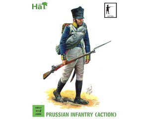 Prussian Infantry Action  (Vista 1)