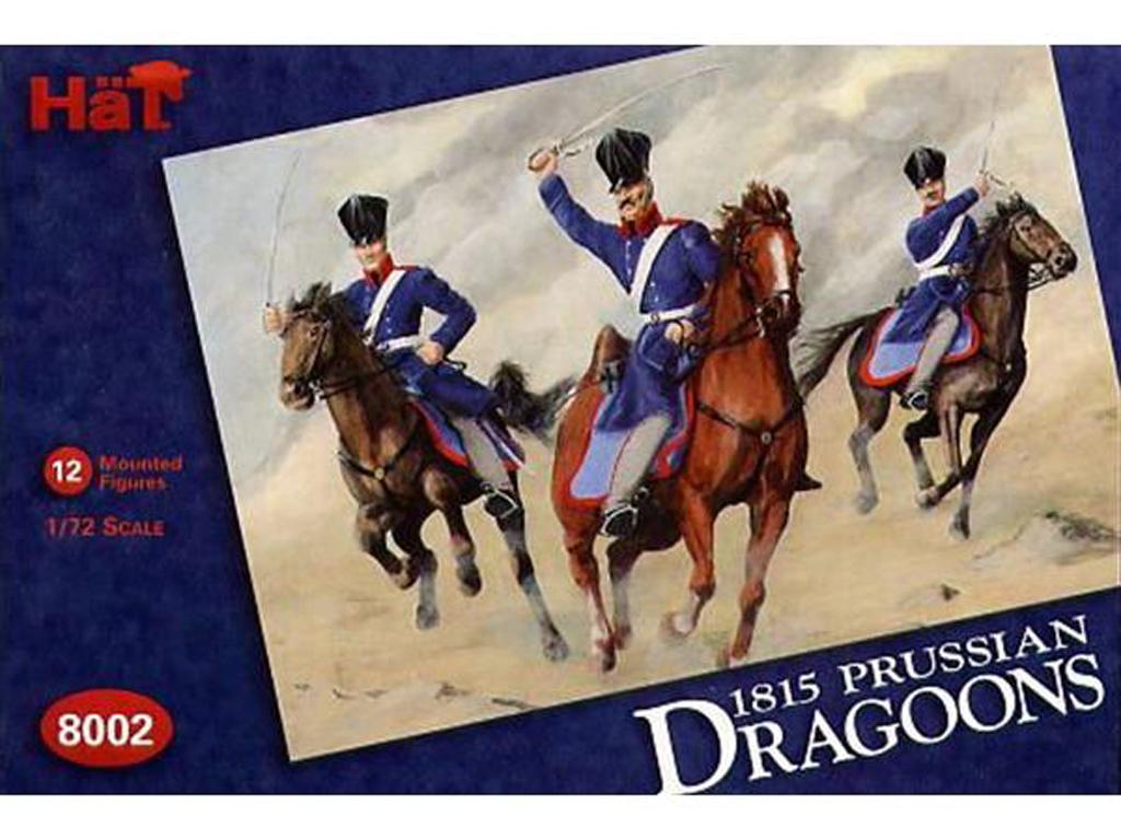 Caballeria Pesada Prusiana : Dragones 18 (Vista 1)