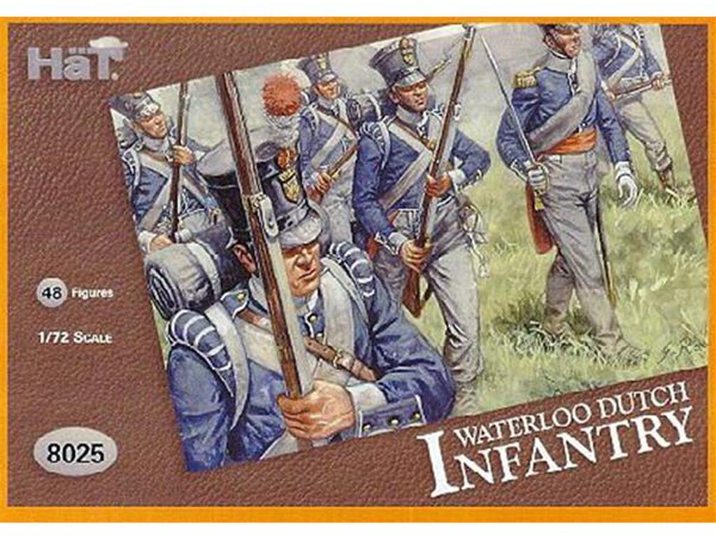 Infanteria de linea Holandesa 1805 (Vista 1)