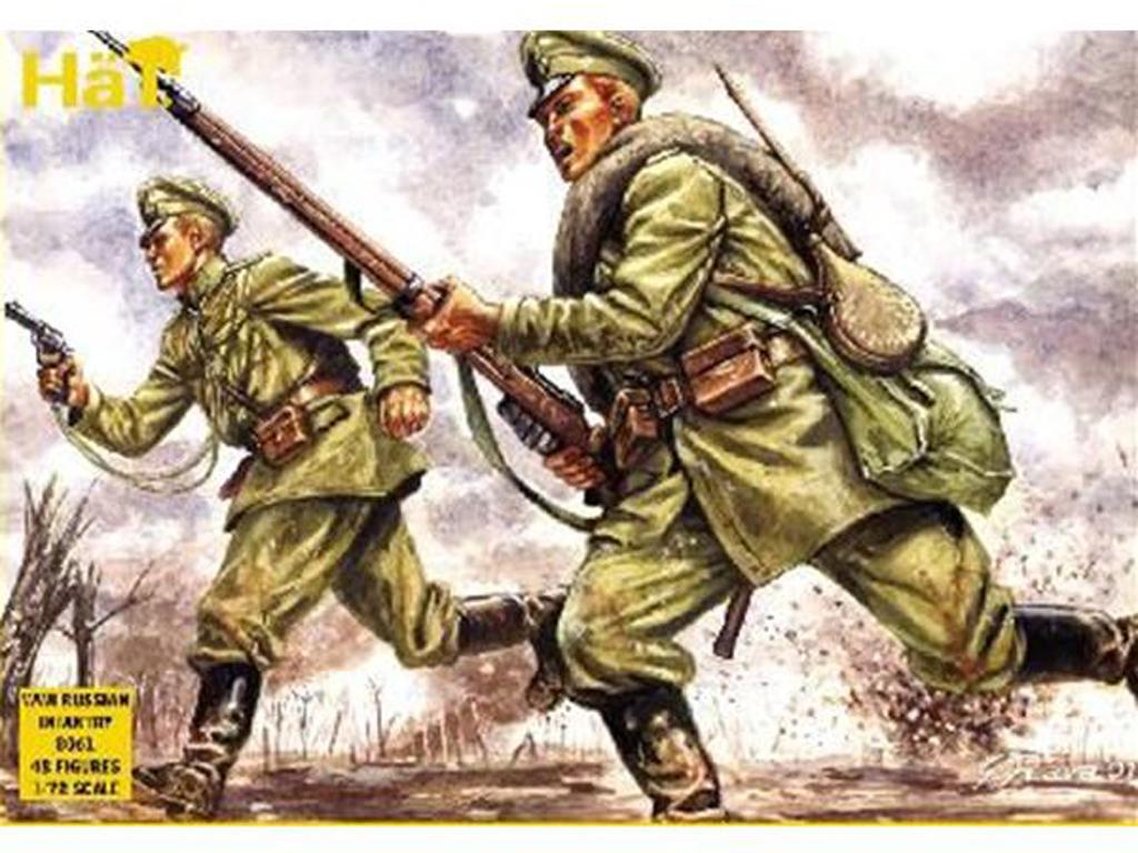 Infanteria Rusa 1914-1918 (Vista 1)