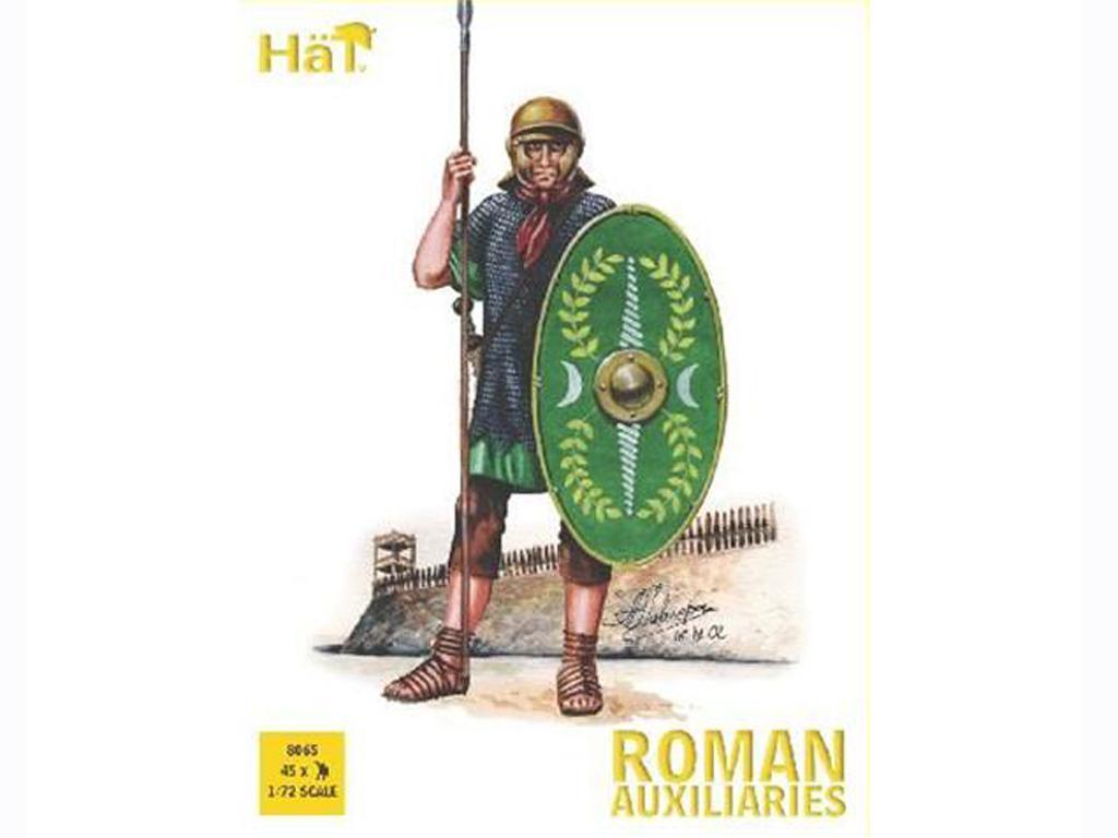 Legiones Romanas Auxiliares (Vista 1)
