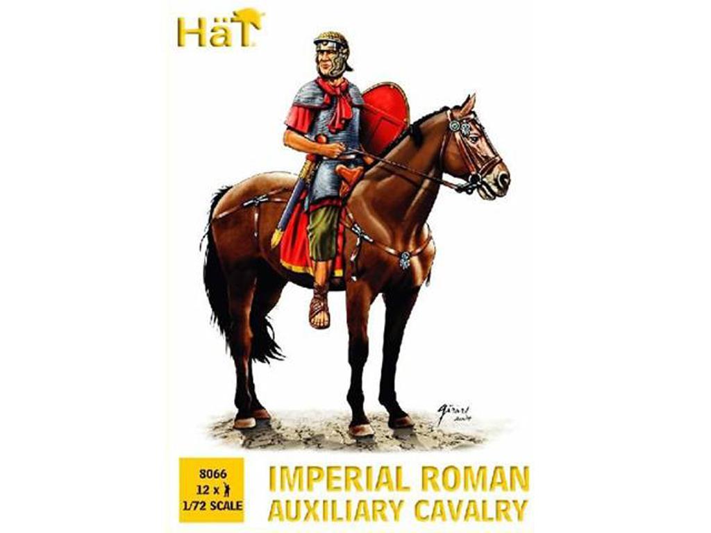 Caballería Imperial Romana (Vista 1)