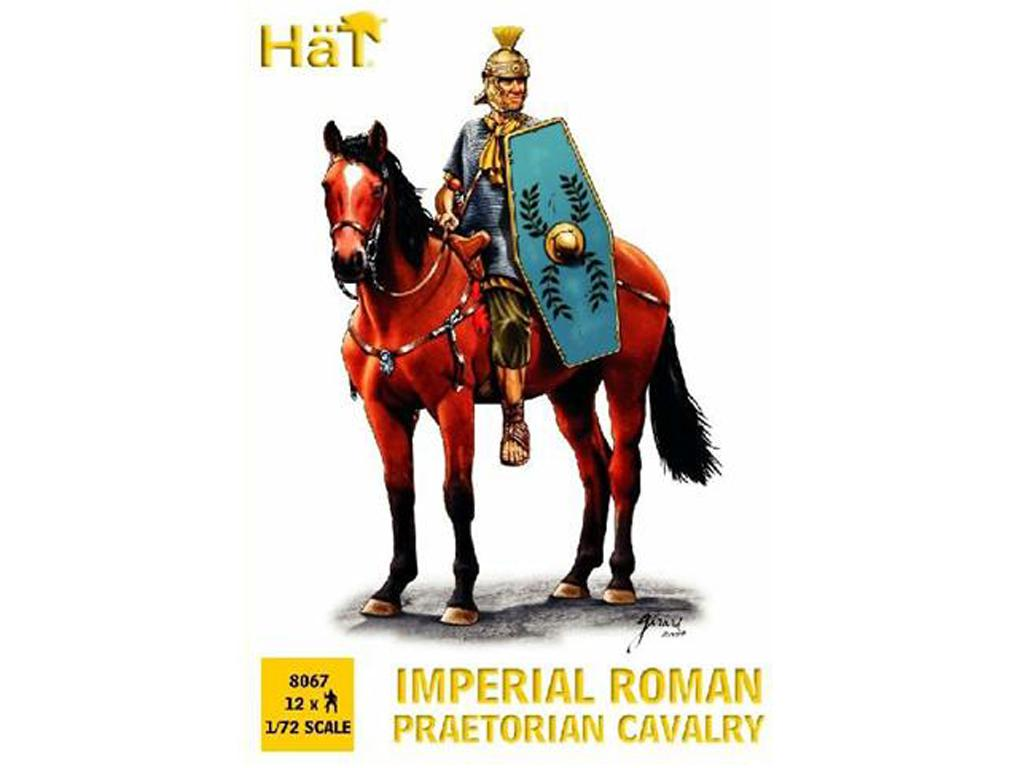 Caballeria Imperial Romana Pretorianos  (Vista 1)