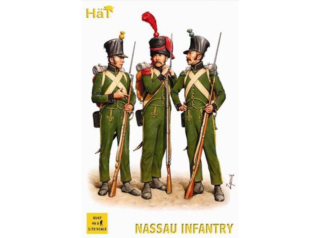 Nassau Infanteria (Vista 1)