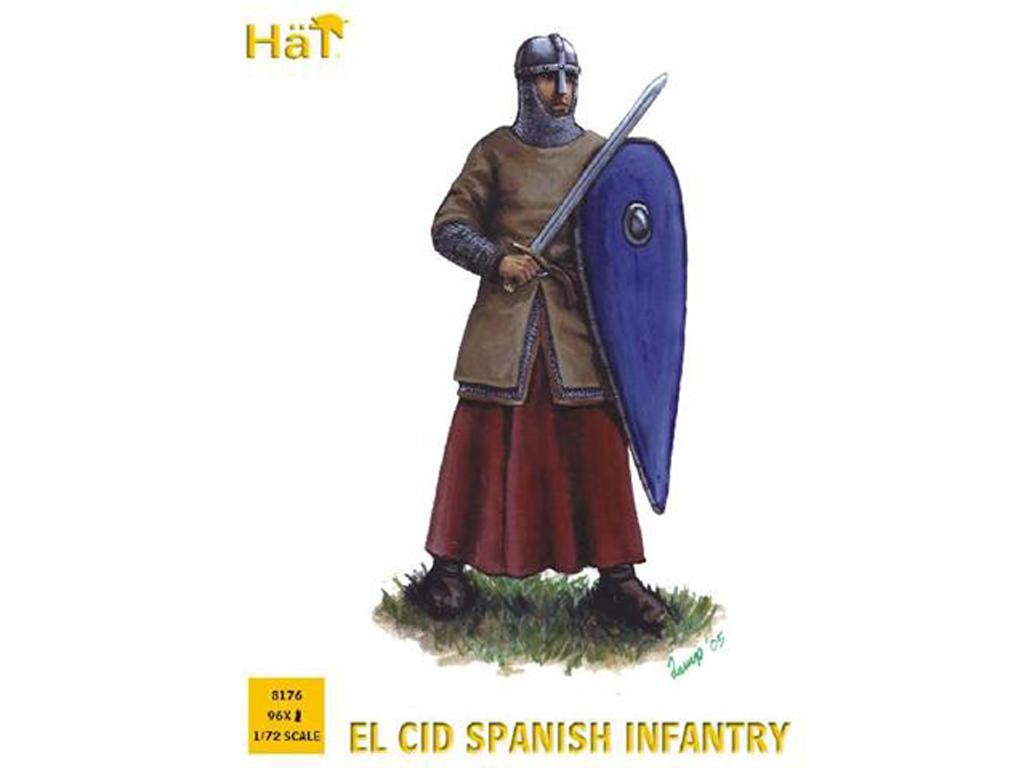 El Cid Infantería Española (Vista 1)