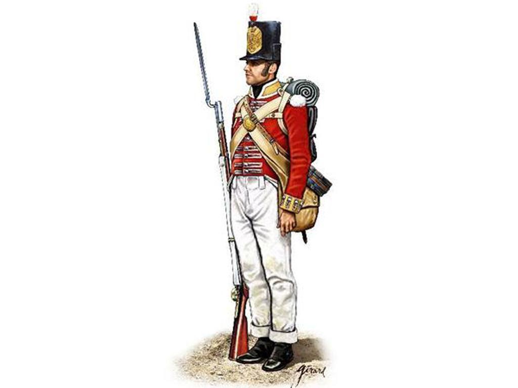 Infanteria Peninsular Britanica (Vista 1)