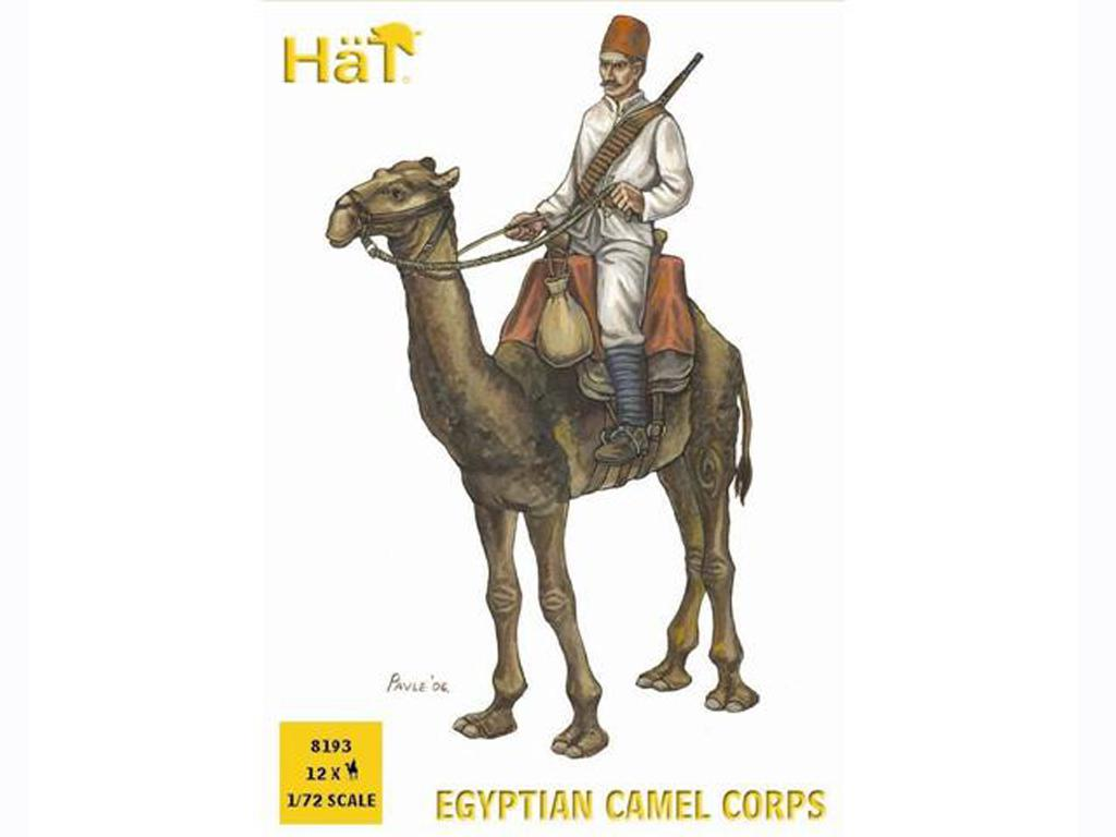 Cuerpo Camelleros Egipcio (Vista 1)