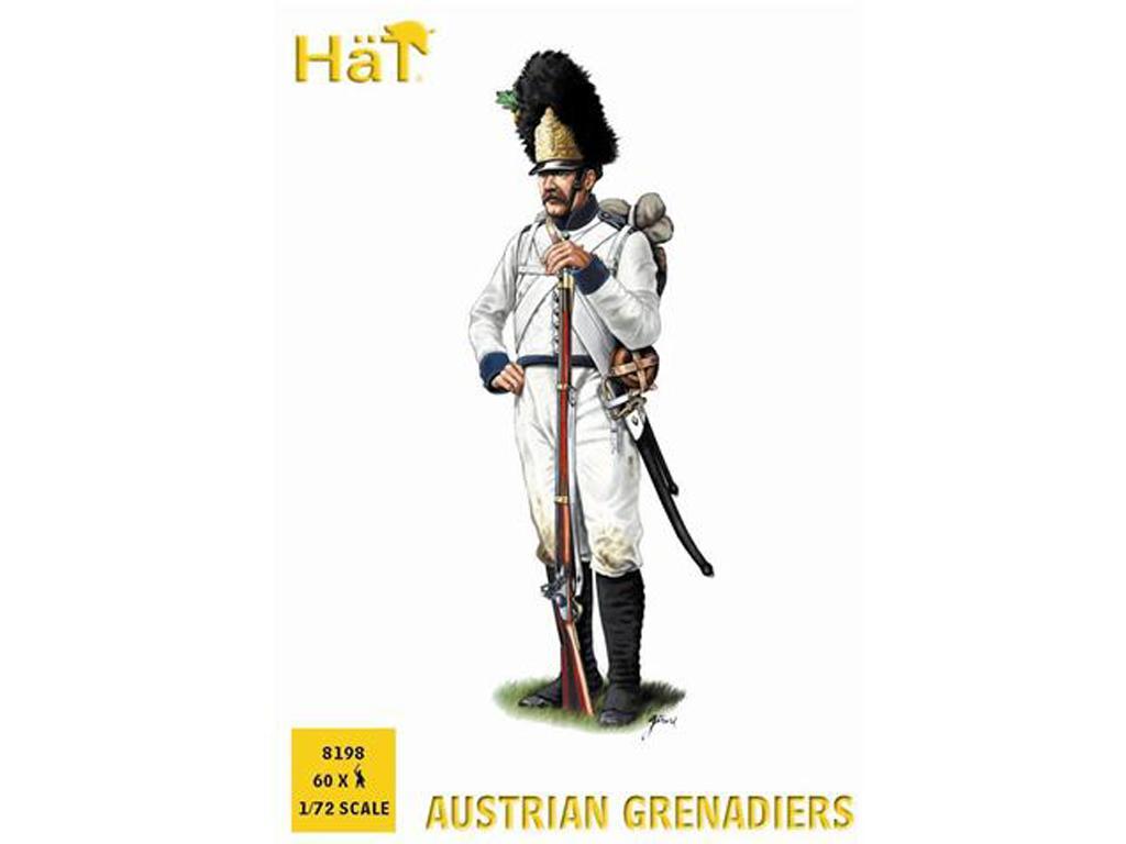 Granaderos Austriacos (Vista 1)