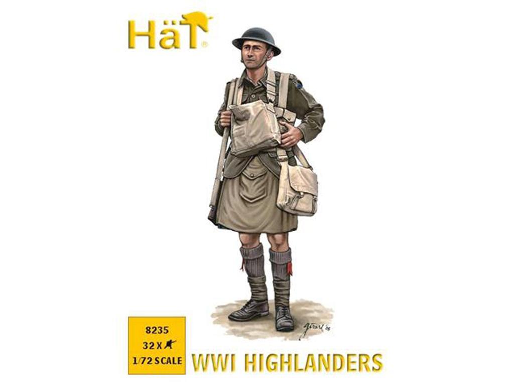 WWI Highlanders (Vista 1)