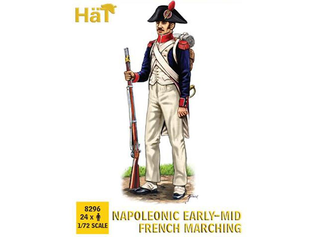 Napoleonic Mid-Early French Marching (Vista 1)